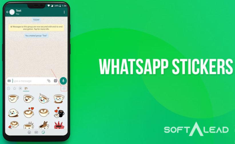 WhatsApp 2019 presents sticker in the latest updates