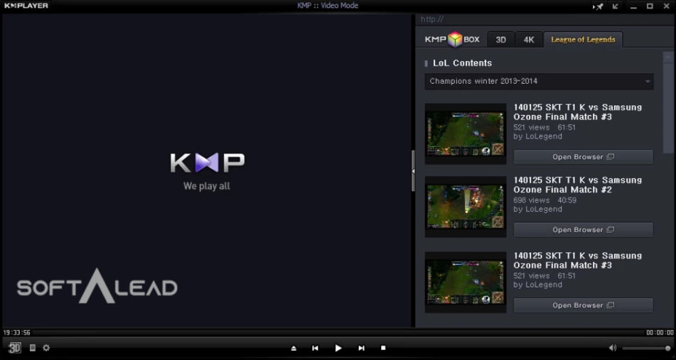 Download KMPlayer 2020 Latest version
