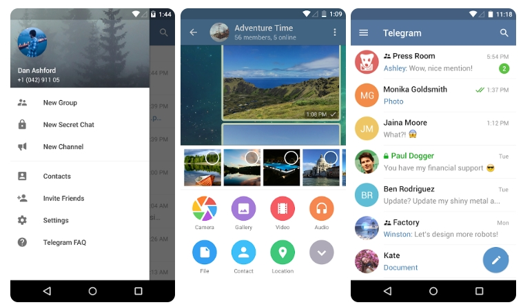Download Telegram 2021 APK for Android
