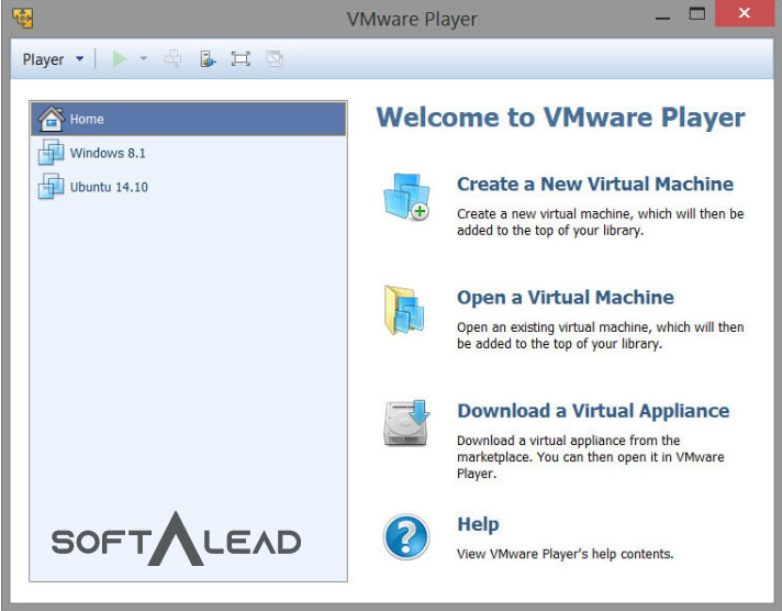 Download VMware Player 2021 Latest Version