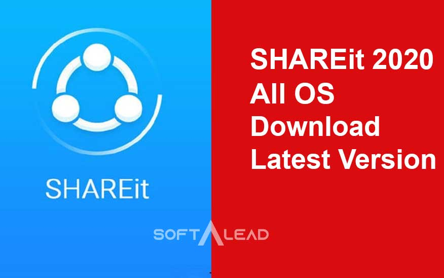 SHAREit 2021 All OS Download Latest Version