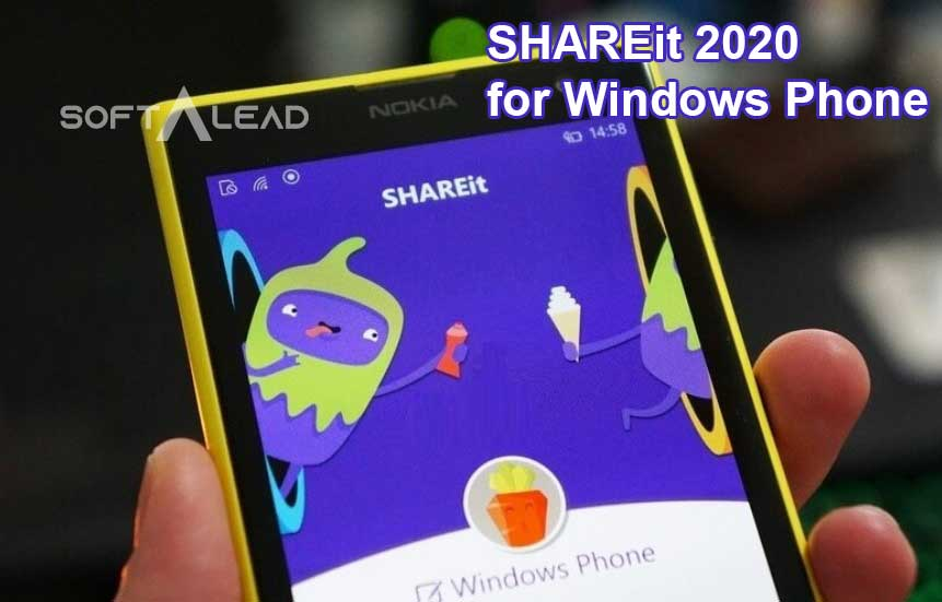SHAREit 2021 for Windows Phone