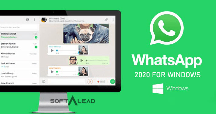 WhatsApp 2021 Download for Windows