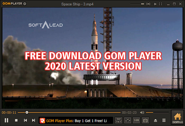 Download GOM Player 2020 Latest Version