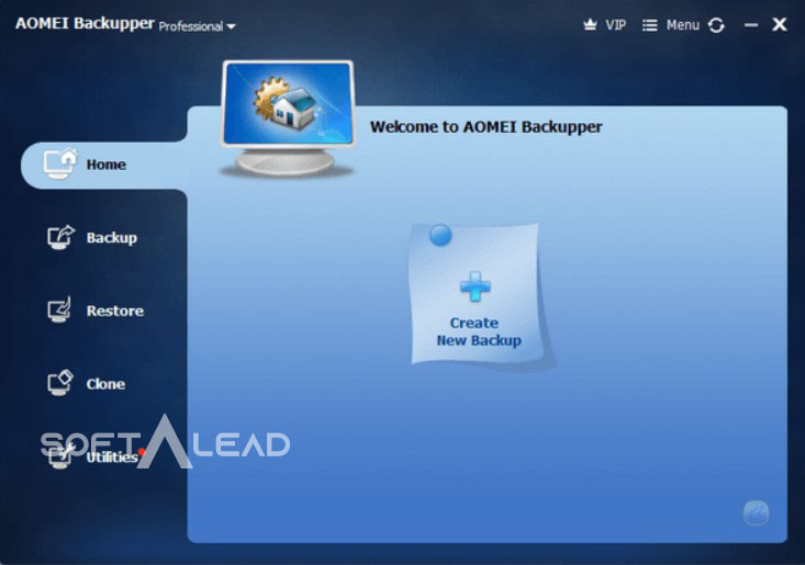 Download AOMEI Backupper 2020 for Windows