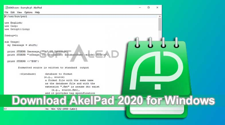 Download AkelPad 2020 for Windows