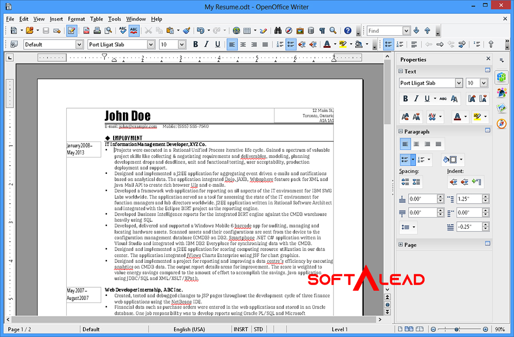 Download Apache OpenOffice 2021 for PC