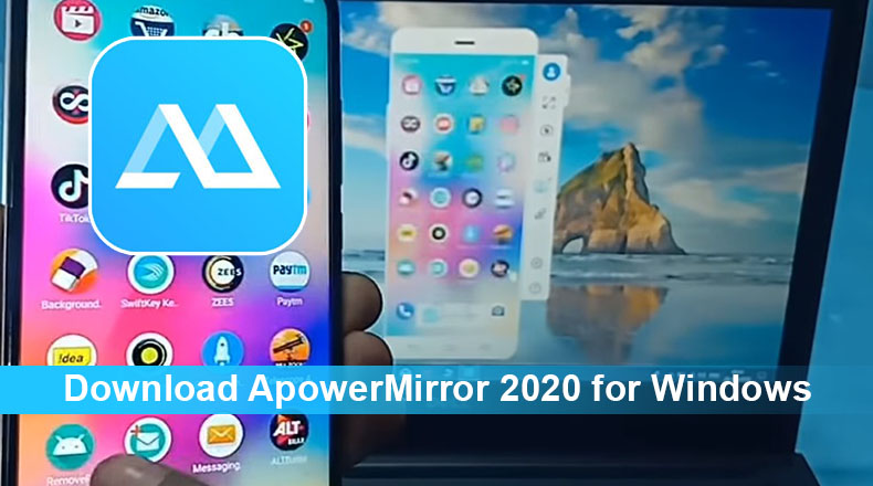 Download ApowerMirror 2021 for Windows