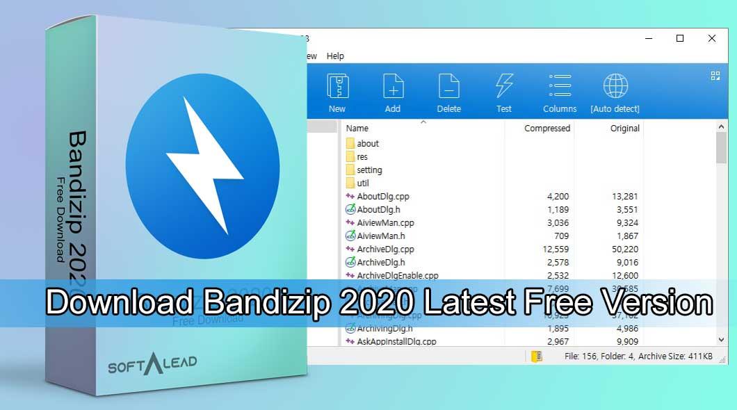 Download Bandizip 2021 Latest Free Version