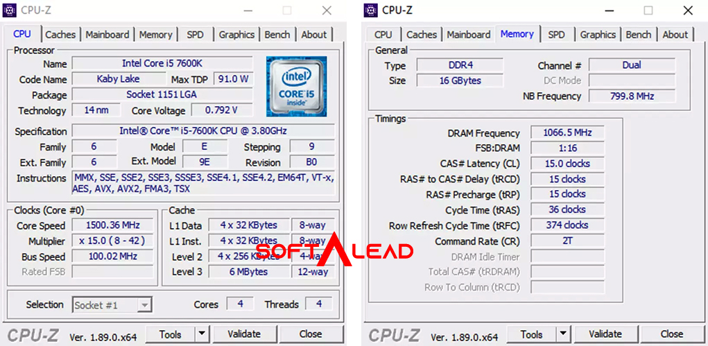 Download CPU-Z 2021 for PC Latest Version