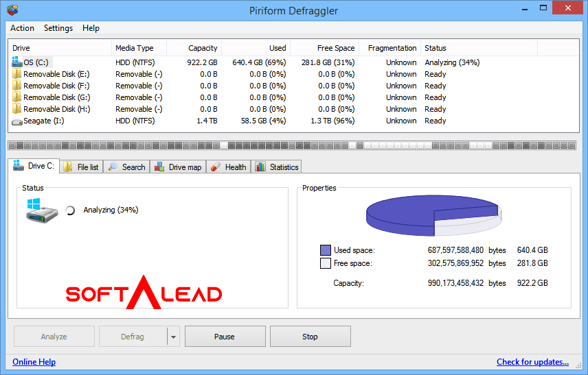 Download Defraggler 2021 Latest Version