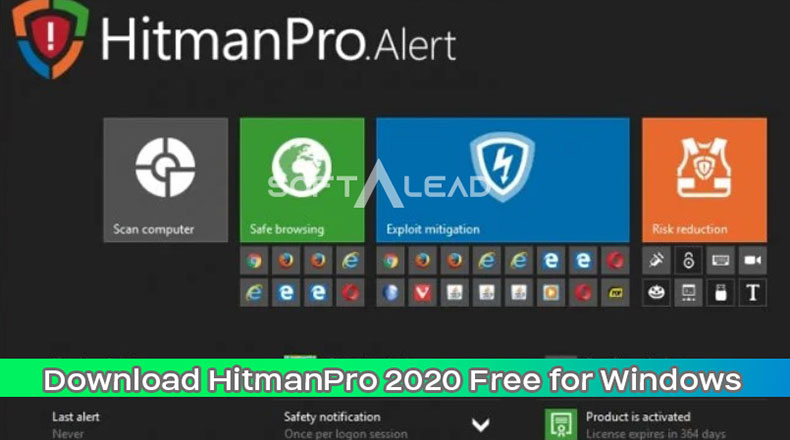 Download HitmanPro 2020 Free for Windows