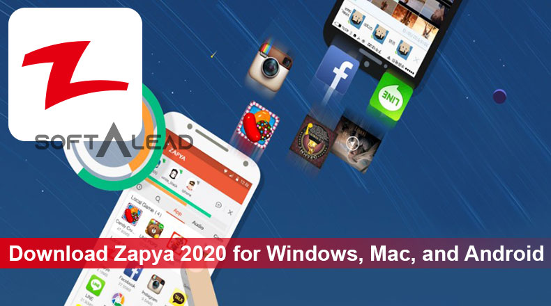 Download Zapya 2020 for Windows, Mac, and Android