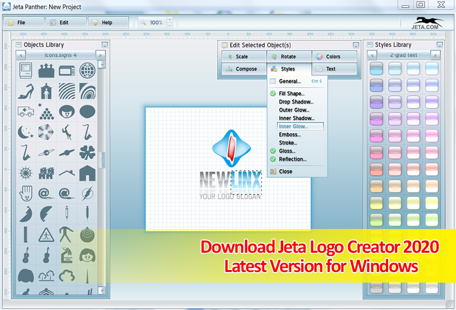 Download Jeta Logo Creator 2021 for Windows