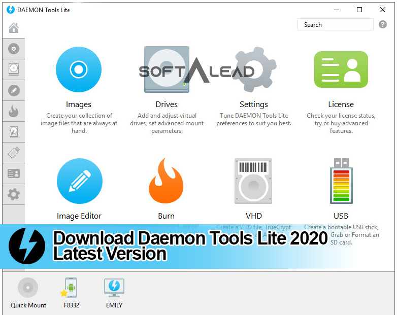 Download Daemon Tools Lite 2021 for Windows