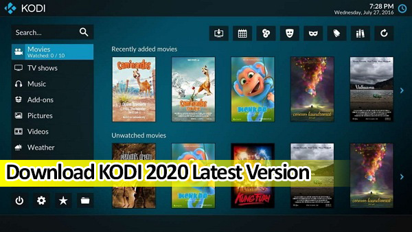 Download Kodi 2020 Latest Version