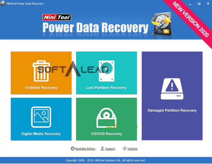 Download MiniTool Power Data Recovery 2021 Latest Version