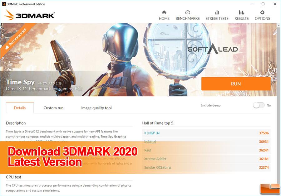 Download 3DMark 2021 Latest Version