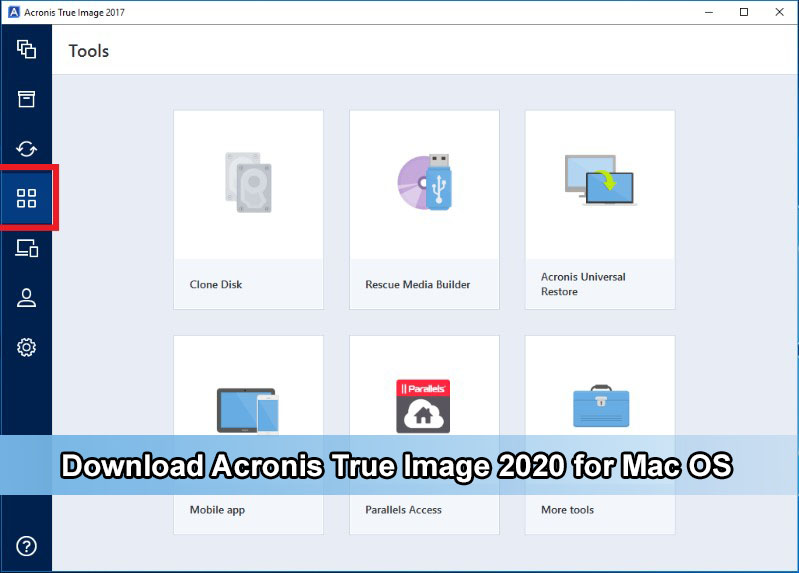 Download Acronis True Image 2020 for Windows