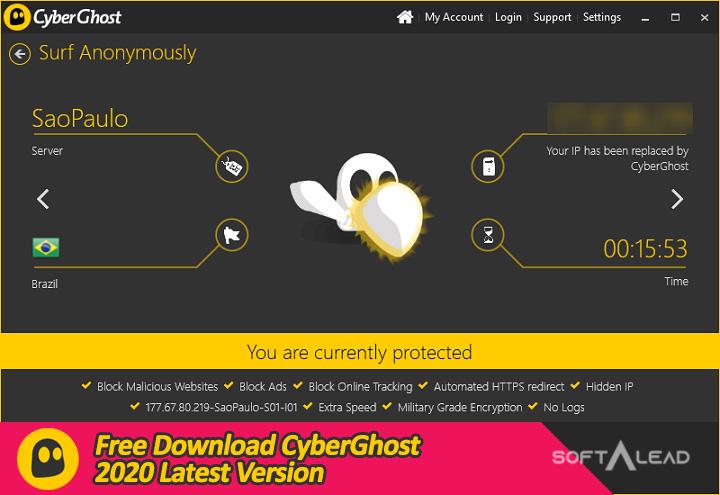 Download CyberGhost VPN 2020 Latest Version