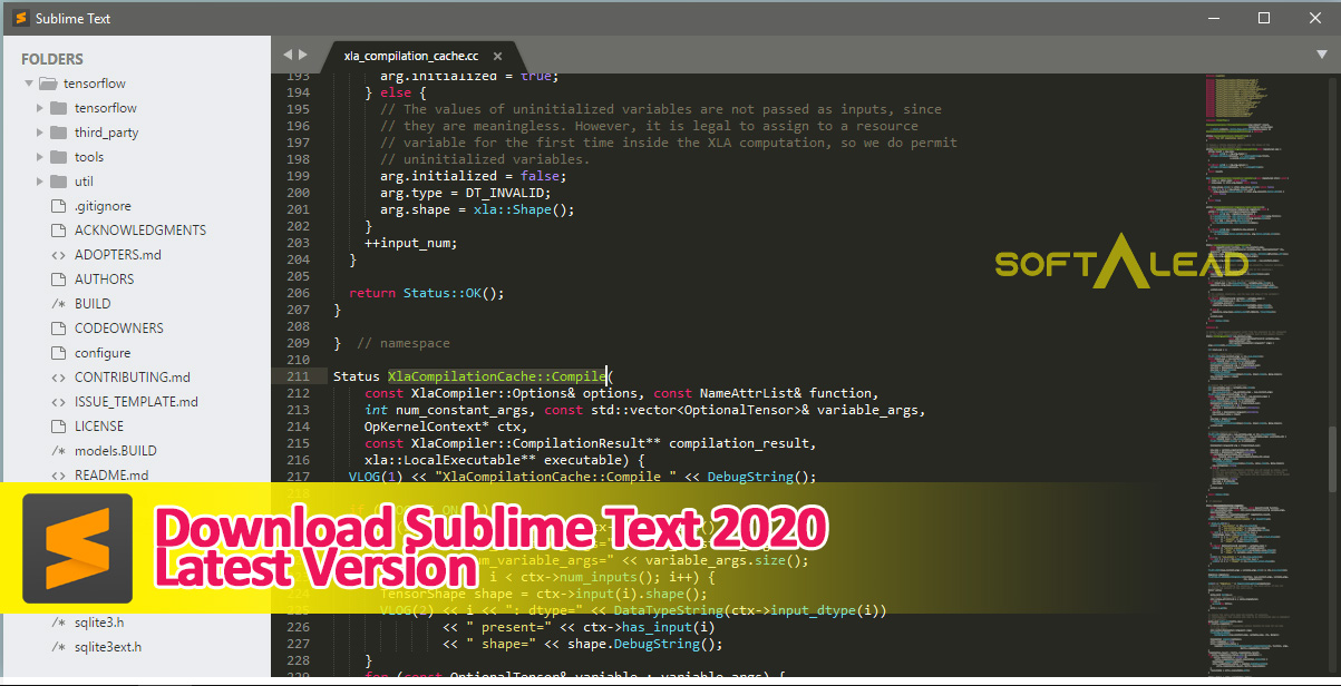 Download Sublime Text 2020 Latest Version