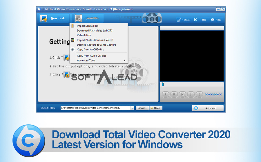 Download Total Video Converter 2020 Latest Version