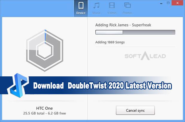 Download DoubleTwist 2020 Latest Version
