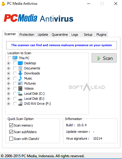 Download PCMAV 2021 Latest Version