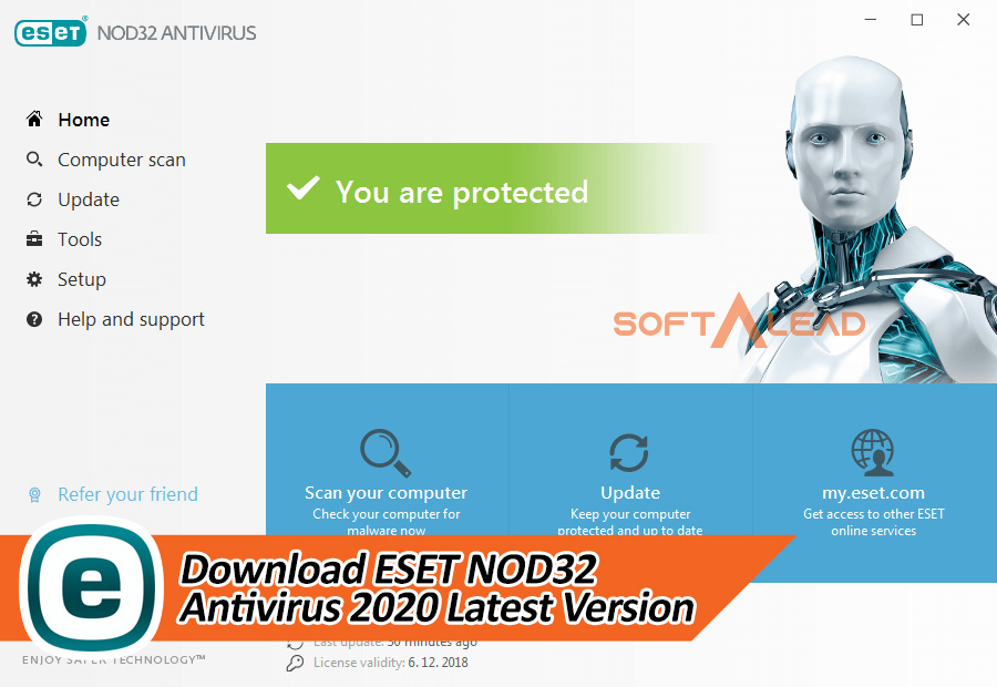 Download ESET NOD32 Antivirus 2020 Latest Version
