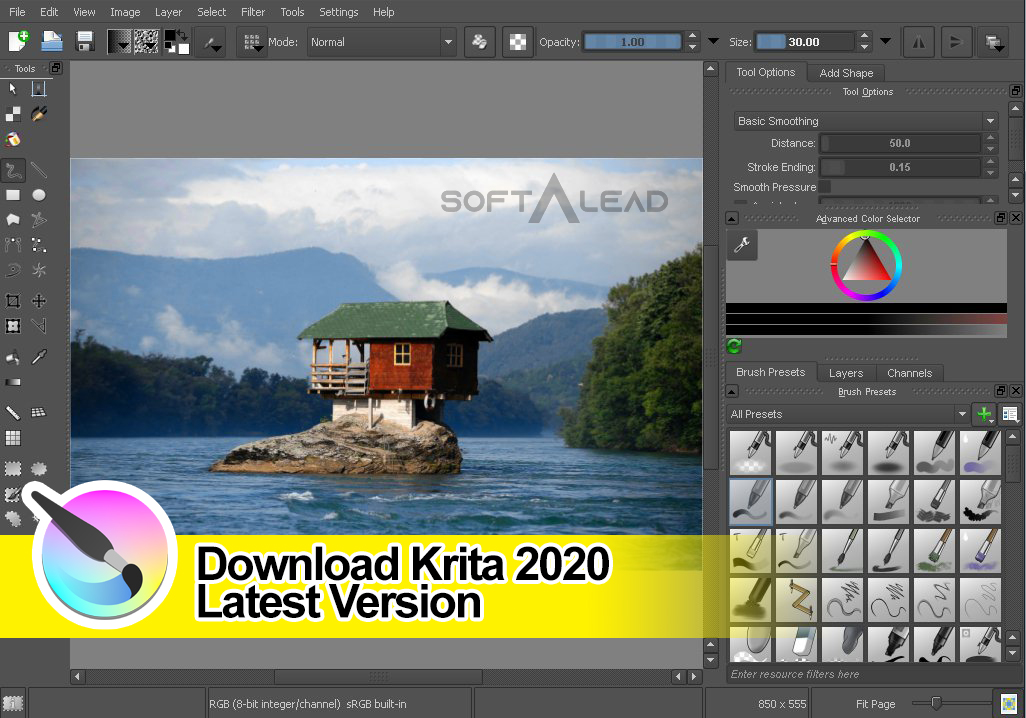 Download Krita 2020 Latest Version
