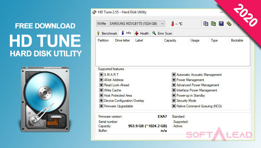 Download HD Tune 2020 Latest Version