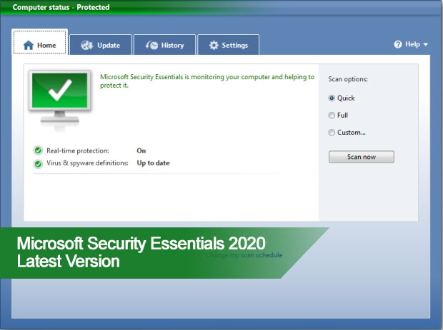 Download Microsoft Security Essentials 2020 for Windows
