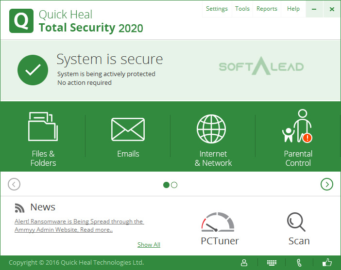 Download Quick Heal Total Security 2020 Latest Version