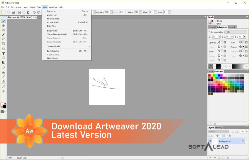 Download Artweaver 2020 Latest Version