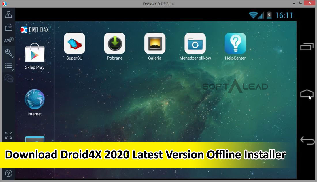 Download Droid4X 2020 Offline Installer