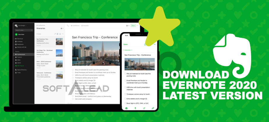 Download Evernote 2020 Latest Version