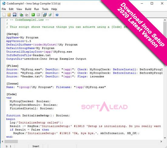 Download Inno Setup 2021 Latest Version