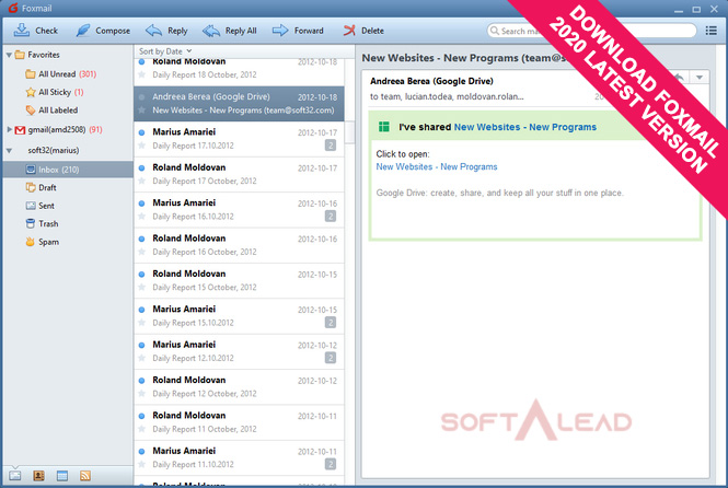Download Foxmail 2020 Latest Version