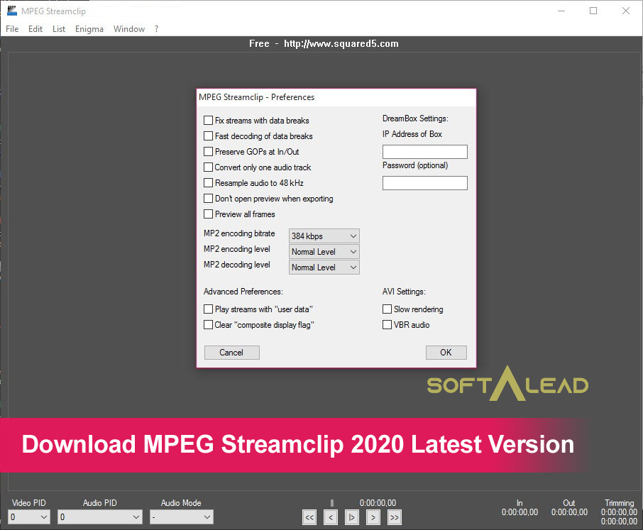 Download MPEG Streamclip 2021 Latest Version