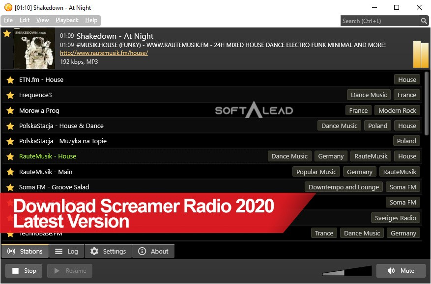 Download Screamer Radio 2020 Latest Version