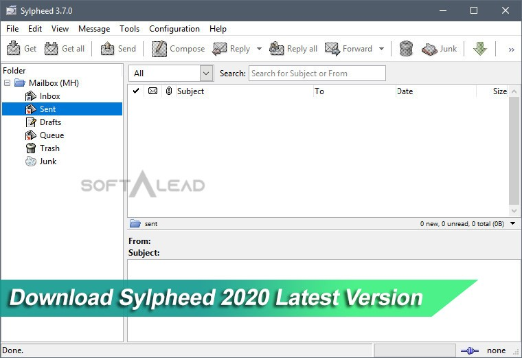 Download Sylpheed 2021 Latest Version