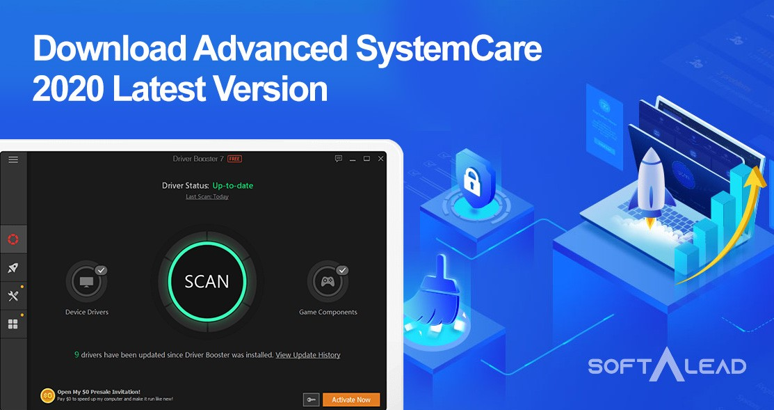Download Advanced SystemCare 2020 Latest Version
