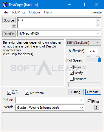 Download FastCopy 2021 Latest Version