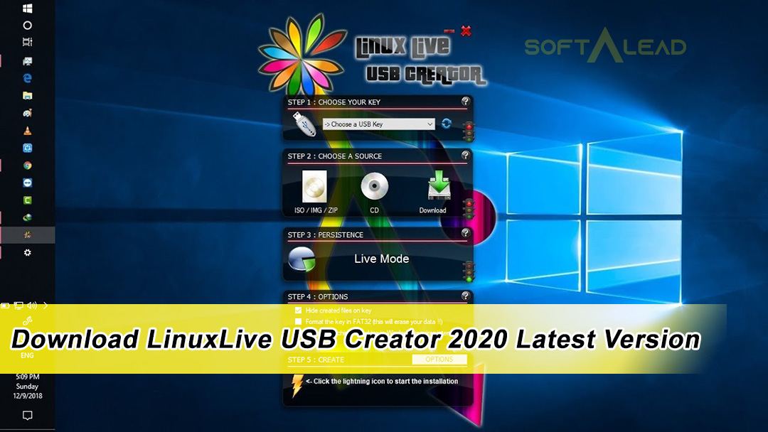 Download LinuxLive USB Creator 2020 Latest Version