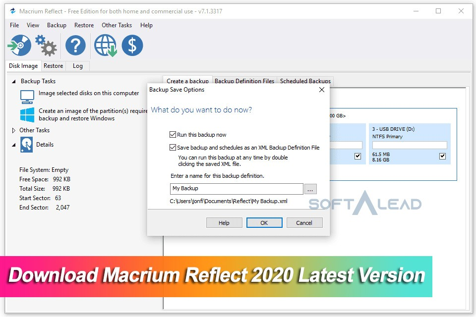 Download Macrium Reflect 2020 Latest Version