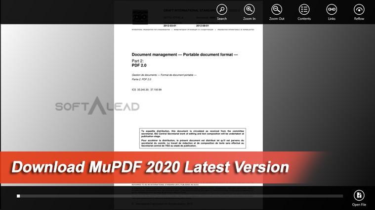 Download MuPDF 2020 Latest Version