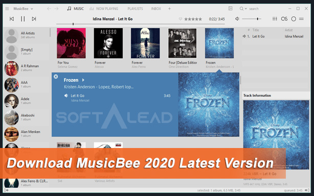 Download MusicBee 2020 Latest Version