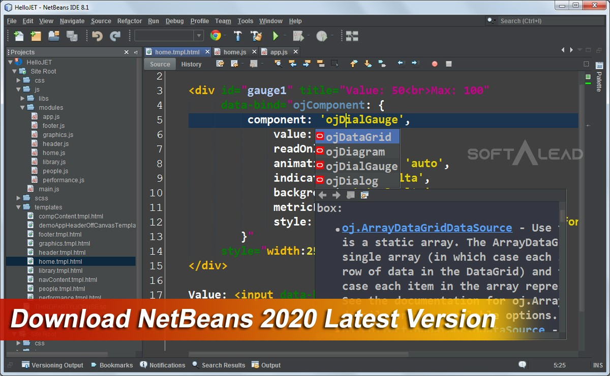 Download NetBeans 2020 Latest Version