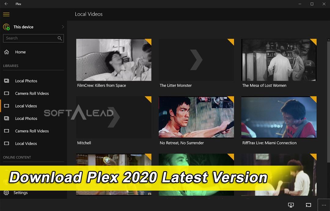 Download Plex 2021 Latest Version