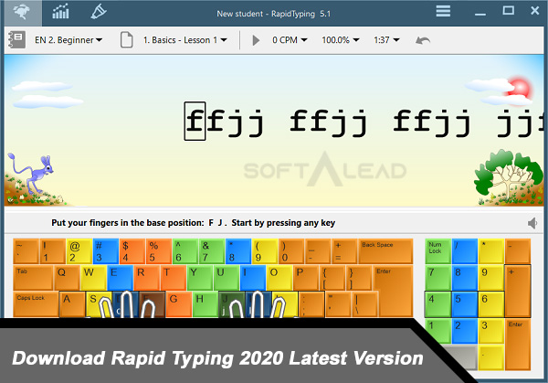 Download Rapid Typing 2020 Latest Version